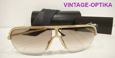 CAZAL 9047 SUNGLASSES GOLD / BROWN GRADIENT (002) AUTHENTIC NEW