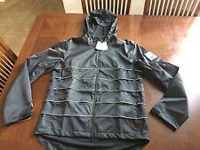 Puma ICNY Performance Jacket Full Zip 3M Reflective Size Medium, XL $300