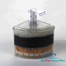 Air Driven Bio Corner Filter Sponge Fry Shrimp Nano Fish tank Aquarium 20 Gallon