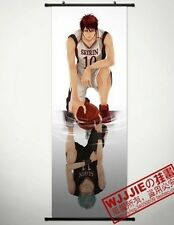 Kuroko no Basket Wall Poster Scroll Kagami Taiga Fabric Home Decor Anime 13