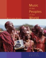 Music of the Peoples of the World, Alves, William, Acceptable Book