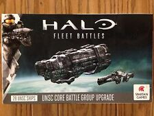 HALO: Fleet Battles: UNSC Core Upgrade Box