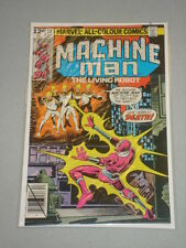 MACHINE MAN #12 VOL 1 MARVEL COMICS DITKO ART DECEMBER 1979