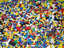 Lego 400 Mixed Bricks, Parts and Pieces - All clean and genuine - Bulk Job Lot