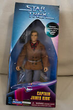 """STAR TREK playmates 9"""" KIRK city on the edge of forever Action Figure MOB in EU"""