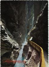 Alte Postkarte - Liechtensteinklamm