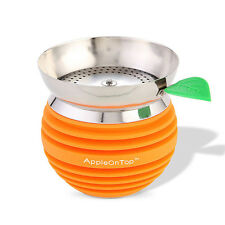 100% Genuine Apple On Top Orange AOT Hookah Shisha Bowl  Hookahs Original Head