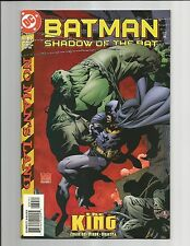 BATMAN SHADOW OF THE BAT #89 NM-  OUTSTANDING WHITE PAGES MODERN AGE DC COM 1999