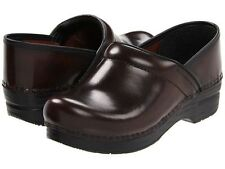 $125 Women's Dansko Professional Leather Clogs Hickory Cabrio EU 38 US 7.5 - 8
