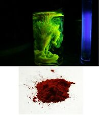 UV fluorescent powder experiment kit science homemade chemistry set