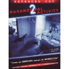 DVD PARANORMAL ACTIVITY 2 EXTENDED CUT 8010773106542