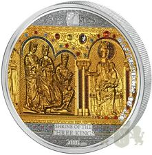 20$ SHRINE OF THE THREE HOLY KINGS - MASTERPIECES OF ART 3 OZ