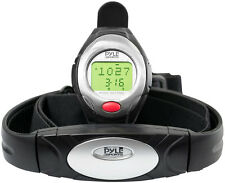 NEW Pyle - PHRM40 - One Button Heart Rate Watch W/ Minimum, Average Heart Rate
