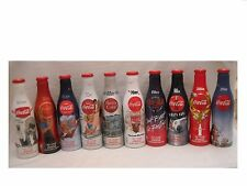 COMPLETED FULL SET -LIMITED EDITION-100 YEARS  COCA COLA  BOTTLE 1920-2010