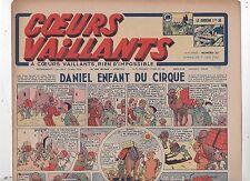 COEURS VAILLANTS 1942 n°23. Secrets des Monts Latanas de MARIJAC