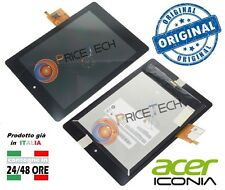 Acer Iconia Tab A1-810 811 B080XAT01.1 LCD Touch Screen Display Digitizer BLACK