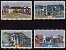 Germany 2000 Federal State Parliamant Buildings SG 2953, 2957, 2978, 3025 MNH