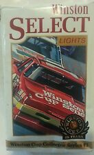 WINSTON CUP COLLECTORS SERIES #1 DISCONTINUED WINSTON SELECT LIGHTS MAKE OFFER!!