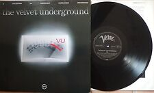 The Velvet Underground ‎– VU GER 1985 Rock/ Psychedelic Rock