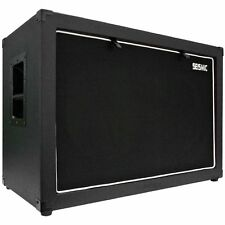 "Seismic Audio 12"" GUITAR SPEAKER CABINET EMPTY 2x12 Cab NEW 212 Tolex"