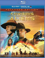 Cowboys & Aliens - Extended Edition (Blu-ray + DIGITAL HD with UltraViolet), Goo