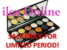 TECHNIC ELECTRIC EYES METALIX EYESHADOW PALETTE SMOKEY EYES SALE PRICE LTD TIME!