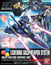 Gundam Build Custom HGBC #015 Lightning Back Weapons System 1/144 Model Kit