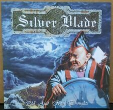 Silver Blade Old and Real Thoughts CD Power Metal Import