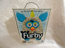 New Grey and Teal Rain Cloud Furby