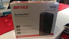 BRAND NEW, SEALED Buffalo AirStation N600 Dual Band Wireless Router (WHR-600D)