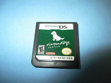 Nintendogs Lab & Friends (Nintendo DS) Lite DSi XL 3DS 2DS Game