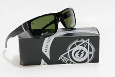 New Electric Sixer Polarized Sunglasses Gloss Black / Grey M1 made in Italy
