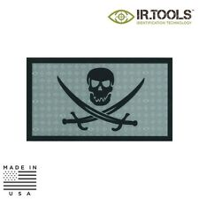 IR Tools CID-FLAG-00377 Infrared IR Flag Patch, Reflective - Calico Jack