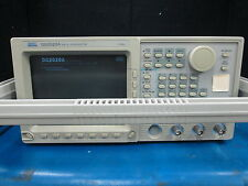 Sony Tektronix Model: DG2020A Data Generator 200 Mbps With Opt-02