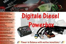 DIESEL Digitale Chip Tuning Box adatto per FIAT QUBO 1.3 Multijet 16v - 75 CV