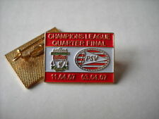 a1 PSV EINDHOVEN - REDS cup uefa champions league 2007 spilla football pin