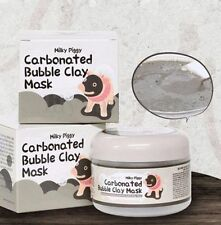 FD4922 Milky Piggy Carbonated Bubble Clay Mask Seasalt Cream Jella Deep Skin ✿
