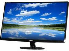 "Acer S271HL Dbid 27"" Widescreen LED Monitor-Certified Refurbished"
