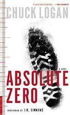 Absolute Zero, Logan, Chuck, Acceptable Book