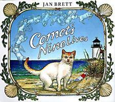 Comet's Nine Lives by Jan Brett (1996, Hardcover)