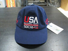 NEW Ralph Lauren Polo 2014 Sochi Olympic Team Hat Cap Kids Size 4-7 Children