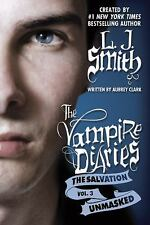 The Salvation: Unmasked (The Vampire Diaries), Clark, Aubrey, Smith, L.J., Good
