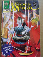 The Books of MAGIC Neil Gaiman Paul Johnson  n°5 1994 ed. Comic Art  [SP14]