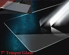 "7'' INCH Temper Glass SCREEN PROTECTOR FOR 7"" ALLWINNER ANDROID TABLET PC A23 UK"
