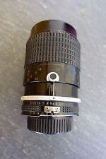 nikon micro nikkor  105mm f/2.8 ais