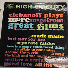 Clebanoff Plays The Clebanoff Strings MG20483 Mercury 33RPM 030817RR