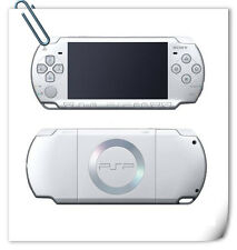 SONY PSP Slim 200X PlayStation Portable Console Black White Pink Bulk Pack