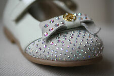 MISS Blumarine Baby Crystal Scarpe Eu 20 uk 4