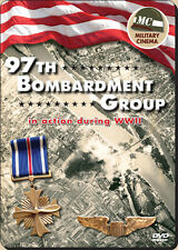 15th Air Force 97th Bombardment Group World War II  DVD
