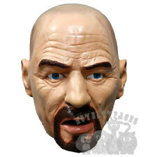 Famous Character Walter White Heisenberg - Breaking Bad Movie Party Latex Mask